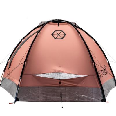 사마야 Samaya 2.5 초경량 텐트 2인용 핑크